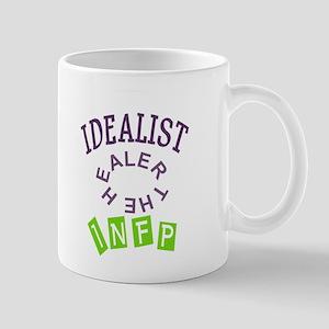 IDEALIST INFP THE HEALER Mugs