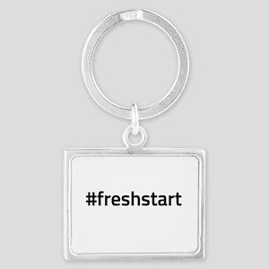 #freshstart Keychains