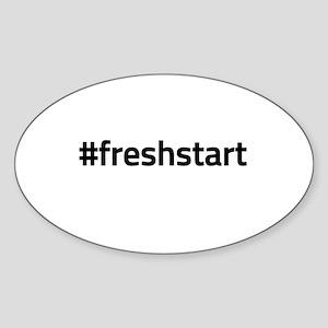 #freshstart Sticker