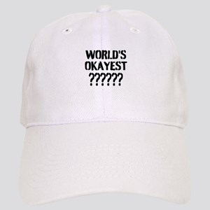Worlds Okayest | Personalized Baseball Cap