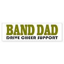 Band Dad Bumper Sticker