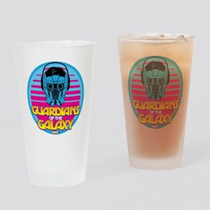 80s Star Lord Drinking Glass