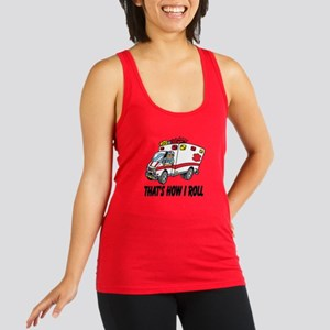 Ambulance driver Racerback Tank Top