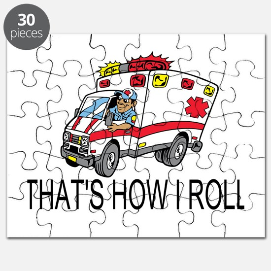 Ambulance driver Puzzle