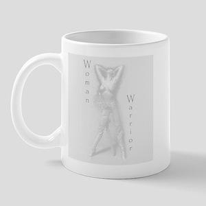 WarriorWoman Mug