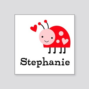 Ladybug (p) Sticker