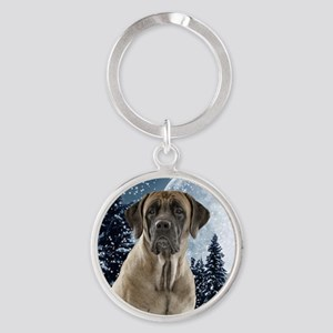 Mastiff Keychains