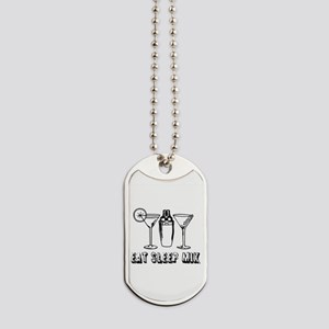 Bartending Dog Tags