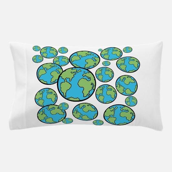 Parallel universe Pillow Case