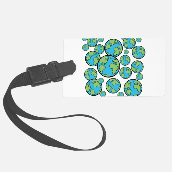 Parallel universe Luggage Tag