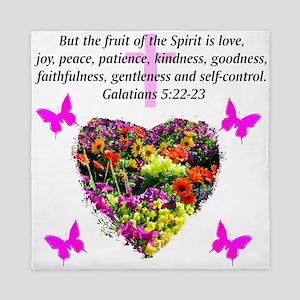 GALATIANS 5 Queen Duvet