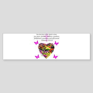 GALATIANS 5 Sticker (Bumper)