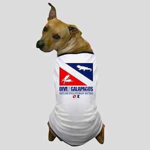 Dive The Galapagos Dog T-Shirt