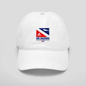 Dive The Galapagos Baseball Cap