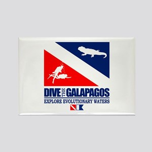 Dive The Galapagos Magnets