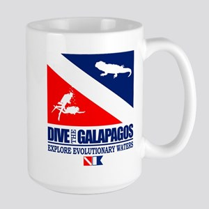 Dive The Galapagos Mugs