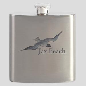 Jax Beach Flask