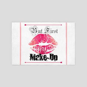 Kiss&Make-Up Doll 4' x 6' Rug