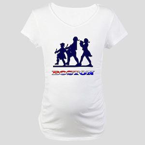 Boston Patriots Maternity T-Shirt
