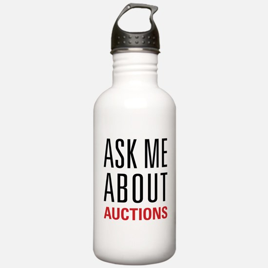 Auctions - Ask Me Abou Water Bottle