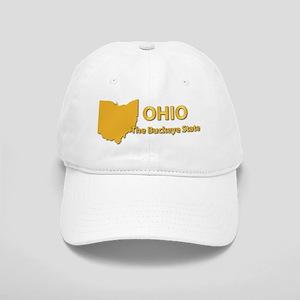 State - Ohio - Buckeye State Cap