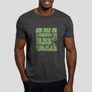 God Help Me Dark T-Shirt