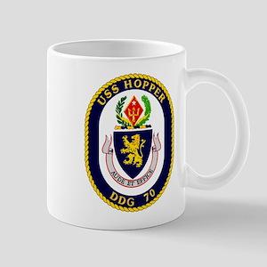 DDG-70 USS Hopper Mug