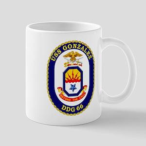 DDG-66 Gonzalez Mug