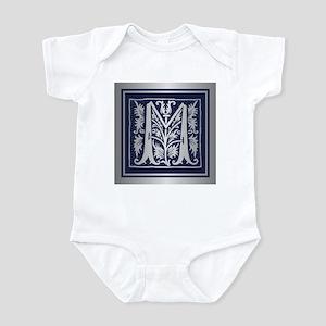 Romanesque Monogram M Body Suit