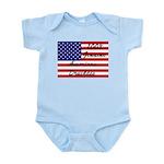 100% Genuine Infant Romper