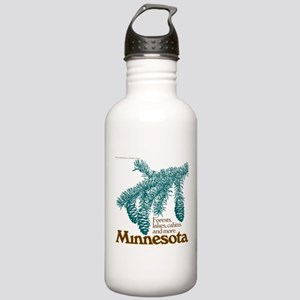 Much More Stainless Water Bottle 1.0L