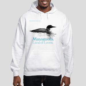 More Loons Hooded Sweatshirt