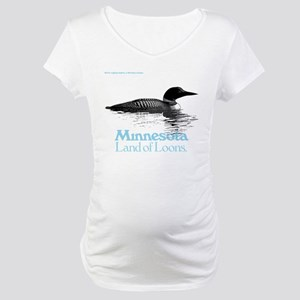 More Loons Maternity T-Shirt