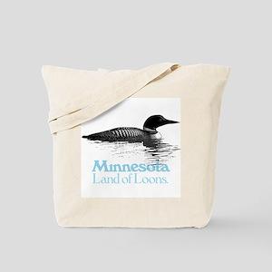 More Loons Tote Bag