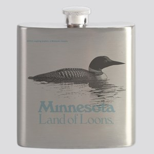 More Loons Flask