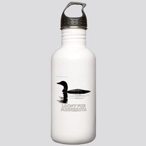 Loons Stainless Water Bottle 1.0L
