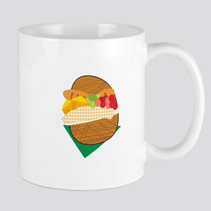 Picnic Basket Mugs
