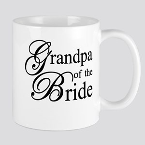 Grandpa of the Bride Mugs