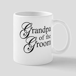 Grandpa of the Groom Mugs