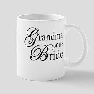Grandma of the Bride Mugs