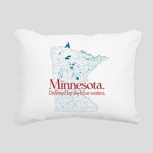 Defined Rectangular Canvas Pillow