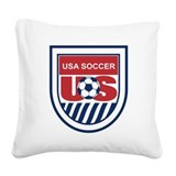Usa Square Canvas Pillows