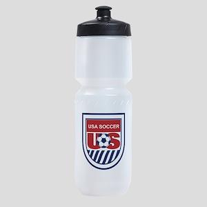 US SOCCER GEAR: Sports Bottle