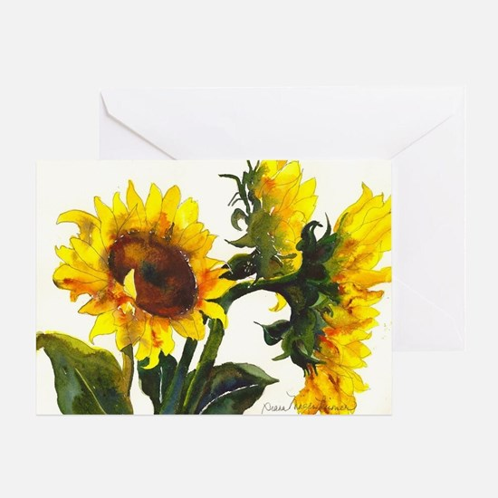 Here Comes the Sun! Greeting Card