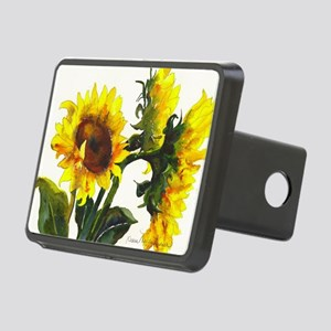 Here Comes the Sun! Rectangular Hitch Cover