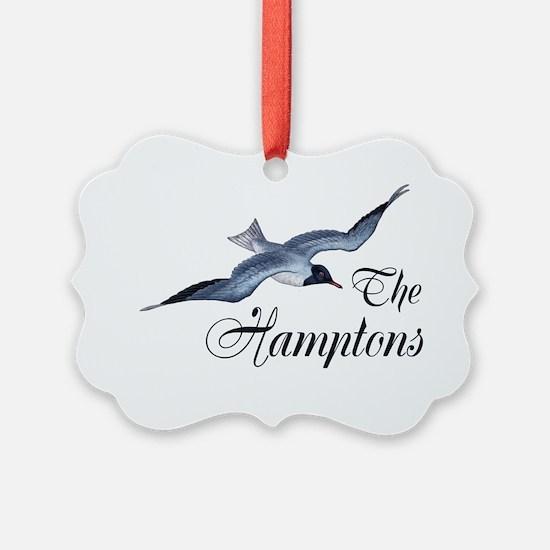 The Hamptons Ornament