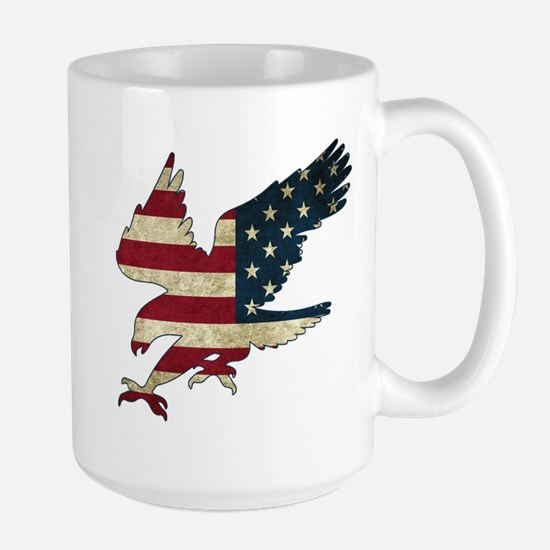 American Bald Eagle Mugs