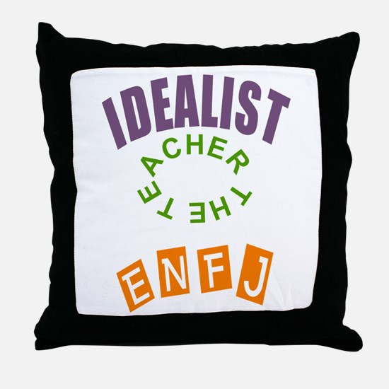 PERSONALITY Throw Pillow