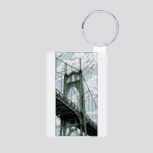 St. Johns Bridge Keychains