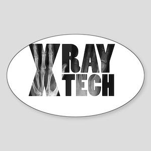 xray tech Sticker